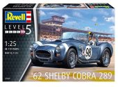 Revell 1/25 7669 62' Shelby Cobra 289