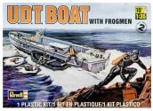 Revell Monogram 1/32 0313BF UDT Boat with Frogmen