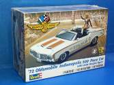 Revell Monogram 1/25 4197 1972 Oldsmobile Indianapolis 500 Pace Car