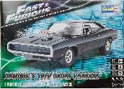 Revell Monogram 1/25 4319 The Fast & Furious  Dominic's 1970 Dodge Charger