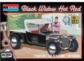 Revell Monogram 1/25 4324BF Black Widow Hot Rod