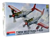 Revell Monogram 1/72 5257BF F-82G Twin Mustang