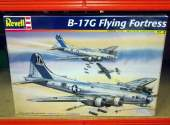 Revell Monogram 1/48 5600 B-17G Flying Fortress