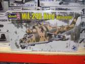 Revell Monogram 1/48 5856 Mil-24 Hind Helicopter