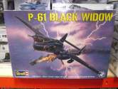 Revell Monogram 1/48 7546 P-61 Black Widow