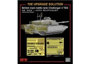 Rye Field 1/35 2001 Challenger 2 TES upgrade Set