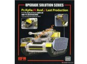 Rye Field 1/35 2003 Upgrade Solution for Pz.Kpfw.IV Ausf.J
