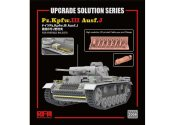 Rye Field 1/35 2005 PzKpfw.III Ausf.J Upgrade Set for Rye Field 5070