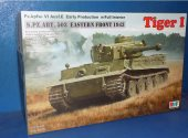 Rye Field 1/35 5003 Tiger I Early Production 1943 w/ Full Interior
