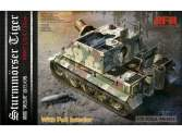 Rye Field 1/35 5012 Sturmtiger RM61 L/5,4 / 38 cm With Full Interior