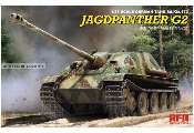 Rye Field 1/35 5022 Jagdpanther G2 with full interior & workable track links