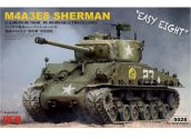 Rye Field 1/35 5028 M4A3E8 Sherman 'Easy Eight' w/ Workable Track Links