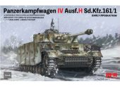 Rye Field 1/35 5046 Pz.Kpfw.IV Ausf.H Sd.Kfz.161/1 - Early Production