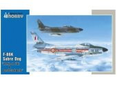 Special Hobby 1/48 48126 F-86K Sabre Dog Armee de lAir and Bundesluftwaffe