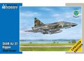 "Special Hobby 1/48 48148 Saab AJ-37 Viggen ""Attack Version"