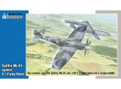 Special Hobby 1/48 48192 Spitfire Mk.XII against V-1 Flying Bomb