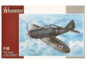 Special Hobby 1/72 72262 Seversky P-35 - War games and War Training""