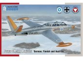Special Hobby 1/72 72373 Fouga CM.170 Magister German, Finnish and Ostereich