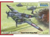 Special Hobby 1/72 72396 Breguet Br.693AB.2 French Ground-Attack aircraft