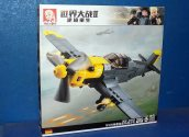 Sluban 27.6cm B0692 Me Bf109 289pcs - Compatible Blocks