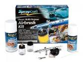 Spraycraft na 50K Multi Purpose Airbrush Kit