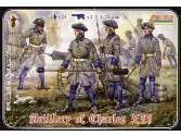 Strelets 1/72 043 Artillery Of Charles XII