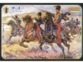 Strelets 1/72 050 Crimean War - British Hussars