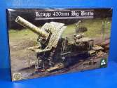 Takom 1/35 2035 Krupp 420mm Big Bertha German Empire