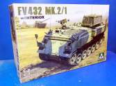 Takom 1/35 2066 British APC FV432 Mk 2/1 with interior