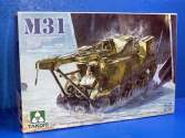 Takom 1/35 2088 M31 US Tank Recovery Vehicle