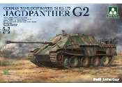 Takom 1/35 2118 Jagdpanther Ausf.G2 Sd.Kfz.173 Full Interior