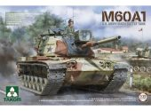 Takom 1/35 2132 M60A1 US Army Main Battle Tank