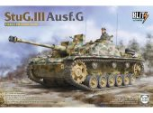 Takom 1/35 8004 StuG.III Ausf.G Early Production