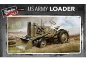 Thunder Model 1/35 35002 US Army Loader
