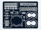 Tamiya 1/24 12612 Arta NSX 2005 Photo Etch detail set for Tamiya kits 24288