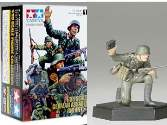Tamiya 1/35 26002 German Infantry NCO B - Finished Model