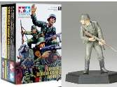 Tamiya 1/35 26003 German Infantry Rifleman A - Finished Model