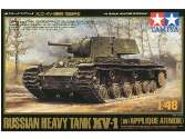 Tamiya 1/48 32545 Russian Heavy Tank KV-1B with Applique Armor