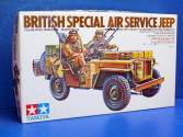Tamiya 1/35 35033 British SAS Jeep