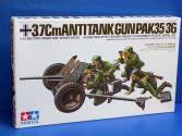 Tamiya 1/35 35035 German 37mm Anti-tank