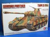 Tamiya 1/35 35170 Panther Type G Early Version
