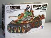 Tamiya 1/35 35176 Panther G/Late Version