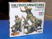 Tamiya - German Infantry Mortar Team 1/35 #35193
