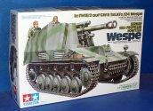 Tamiya 1/35 35200 German Self-Pro.Howitzer Wespe