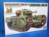 Tamiya 1/35 35210 British Churchill VII