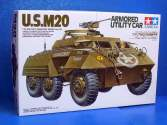 Tamiya 1/35 35234 U. S. M20 Armored Utility Car