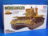 Tamiya 1/35 35237 German-Self Propelled Mobelwagen