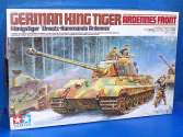 Tamiya 1/35 35252 King Tiger Ardennes front