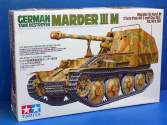Tamiya 1/35 35255 German Tank Destroyer Marder III M