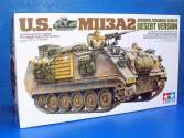 Tamiya 1/35 35265 M113A2 APC Desert Version